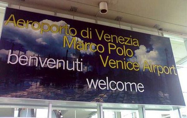 Ilu pasażerów przylatujących do Wenecji ma świadomość, że lądują na lotnisku imienia Marco Polo? A dla ilu z nich ma to jakiekolwiek znaczenie?