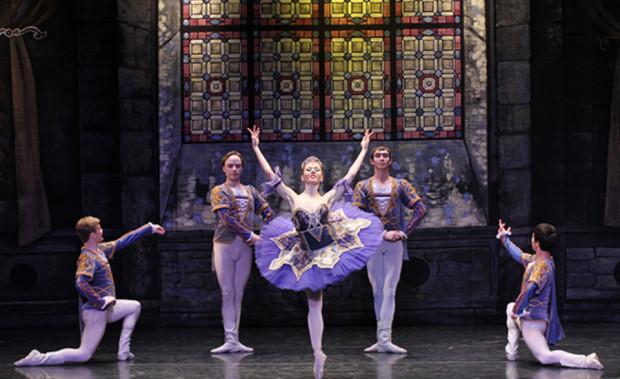 """""""Śpiąca Królewna"""" rosyjskiego Moscow City Ballet po raz pierwszy trafi do Trójmiasta i Teatru Muzycznego w Gdyni 20 marca."""