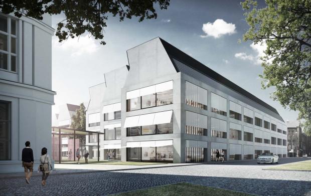 W ramach inwestycji powstanie nowy budynek o powierzchni 7,5 tys. m kw. Będzie to pierwszy z czterech budynków, które powstaną w tej okolicy dla LPP.