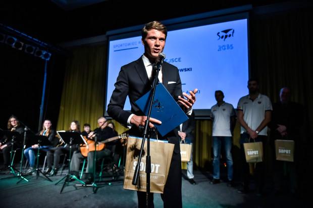 Paweł Tarnowski uznany został najlepszym sportowcem Sopotu.