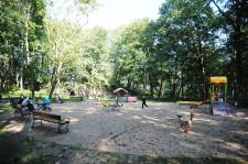 Park Brzeźnieński w Gdańsku.