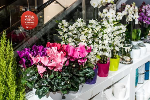 Dużą popularnością cieszą się usługi świadczone za pomocą poczty kwiatowej.