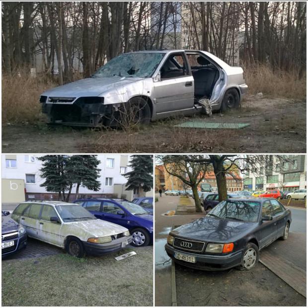 Wraki samochodów zgłoszone przez naszych czytelników mogą wkrótce zniknąć. Służby już nad tym pracują.