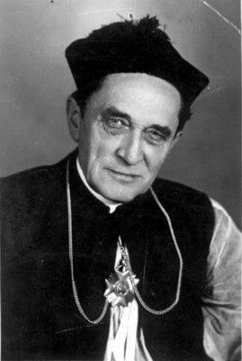 Ks. ppłk. Józef Wrycza