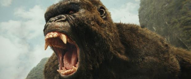 Kong wywiązuje się ze swojej roli pierwszorzędnie. Niszczy, zgniata, rozrywa, miażdży. Krótko mówiąc: sieje oczekiwaną przez widza demolkę, która na dodatek dzięki komputerowym efektom na najwyższym poziomie wygląda imponująco.