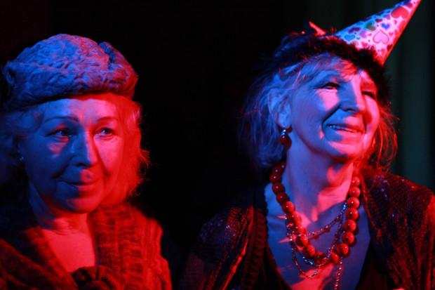 """Spotkania Trójmiejskich Teatrów Niezależnych dla dorosłych otworzy spektakl Teatru Forum - """"Serenada z diabłem"""" w piątek 17 marca o godz. 17."""