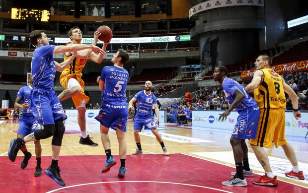 Po meczu w Ergo Arenie koszykarze Trefla ponownie zagrają w Hali 100-lecia Sopotu. Do hali na granicy Gdańska i Sopotu powrócą jeszcze w kwietniu.