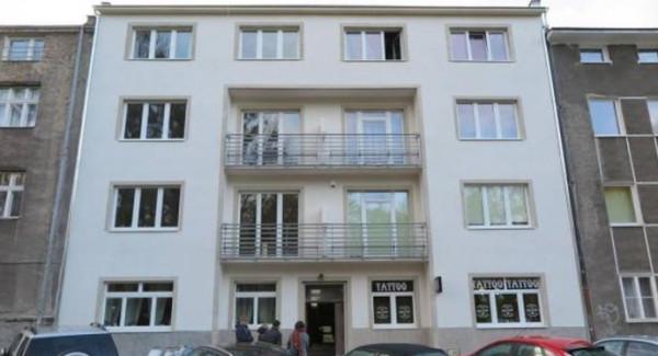 Dotacje na remonty dostają nie tylko najbardziej znane budynki, ale także właściciele mniejszych z nich. Na zdjęciu budynek przy ul. Juliusza Słowackiego 40.