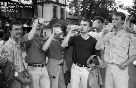 Piwo: Najgorszy napój dla odchudzających się.