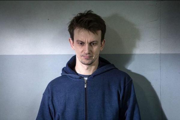 """Gościnnie do roli Wiedźmina zaproszono Modesta Rucińskiego (na zdjęciu kadr z serialu """"Skazane""""). Będzie jednym z dwóch odtwórców tej roli."""
