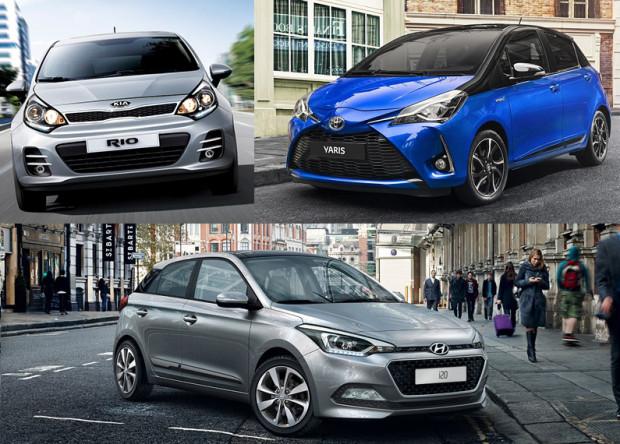Kia rio, hyundai i20 a może ponownie toyota yaris - w jednym z tych trzech modeli już niebawem będą przeprowadzane egzaminy na prawo jazdy.