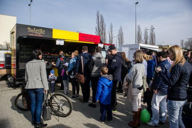 Jedną z atrakcji towarzyszących Free Time Festival jest zlot food trucków z całej Polski.