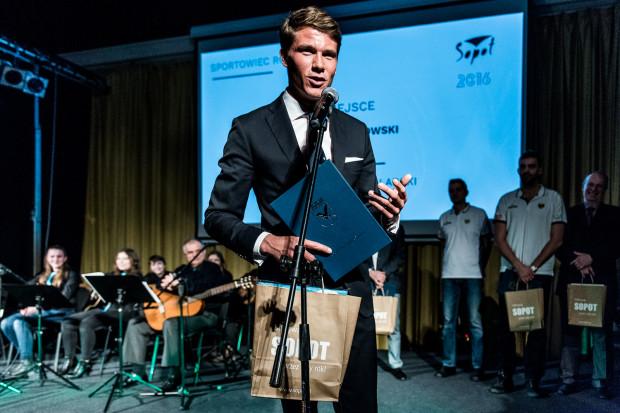 U wybrzeży Majorki Paweł Tarnowski zrobił pierwszy krok, by po raz trzeci z rzędu zostać najlepszym sportowcem roku w Sopocie.