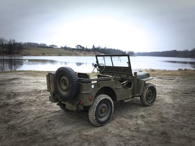 Willys MB - to pojazd, który pomógł aliantom wygrać II wojnę światową.