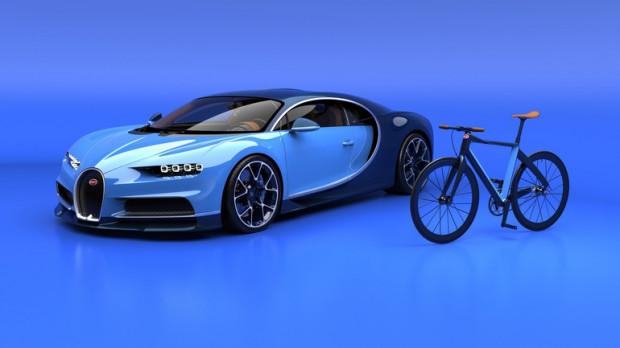 PG x Bugatti to najlżejszy na świecie rower miejski stworzony przez producenta luksusowych samochodów Bugatti we współpracy z niemiecką manufakturą rowerową PG. Do sprzedaży trafi w przyszłym roku, kosztować będzie 40 tys. dolarów.