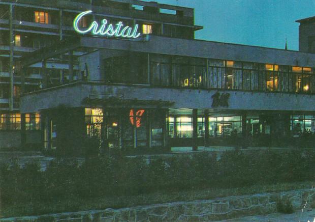 Cristal na pocztówce z połowy lat 60. XX wieku. fot. P. Krassowski (ze zbiorów autora).