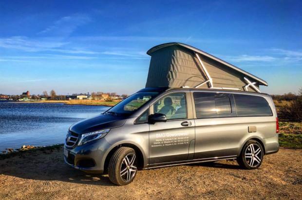 Ceny Mercedesa-Benz Marco Polo rozpoczynają się od 174 tys. zł.