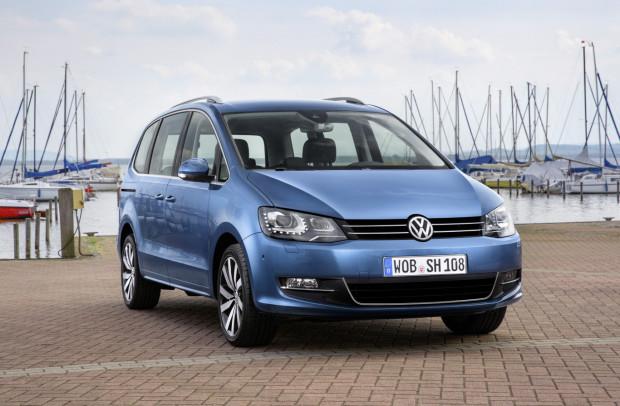 Sharan dostępny jest w salonach VW Plichta w Gdańsku i Gdyni.
