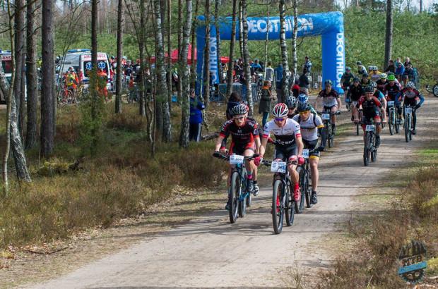 Za nami premiera cyklu MTB Pomerania Maraton
