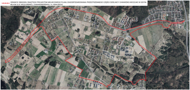 Obszar Chwarzna-Wiczlina objęty nowym planem to aż 324 ha. Opracowanie właściwej koncepcji rozwoju tej części miasta jest na tym etapie niezwykle ważne, bo Gdynia Zachód to aż 20 proc. powierzchni Gdyni.