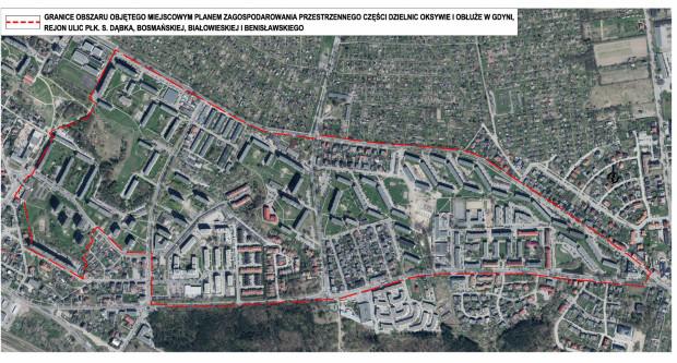 Plan miejscowy dla znacznej części Oksywia i Obłuża powstaje by uporządkować zabudowę, która w przyszłości będzie powstawała pomiędzy istniejącymi budynkami.