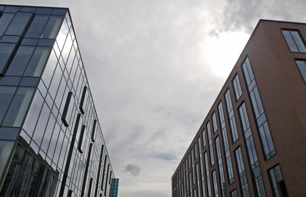 Arkońska Business Park to zespół pięciu budynków biurowych, który budował gdański deweloper, firma Torus.