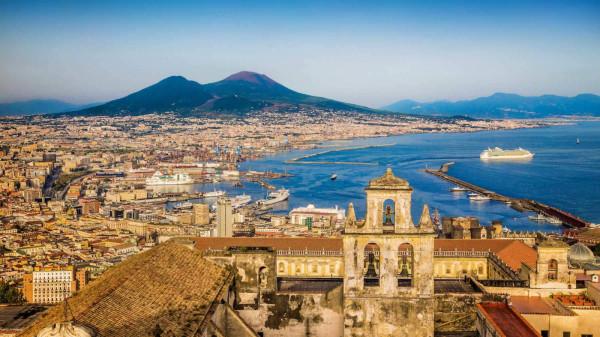 Jednym z nowych miejsc, do których tej wiosny można dolecieć z Trójmiasta, jest Neapol we Włoszech.