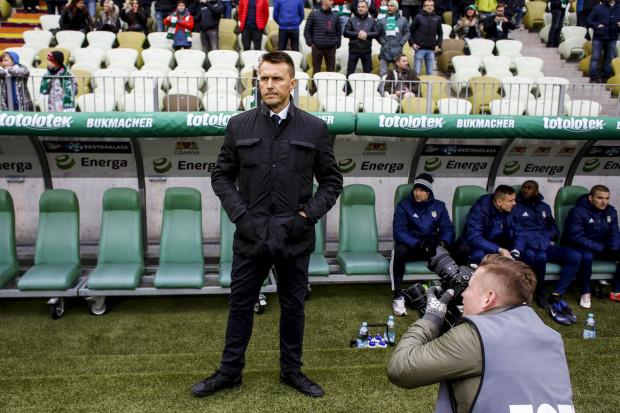 Leszek Ojrzyński nie doczekał się punktu w debiucie jako trener Arki Gdynia, ale po derbach stara się szukać pozytywów.