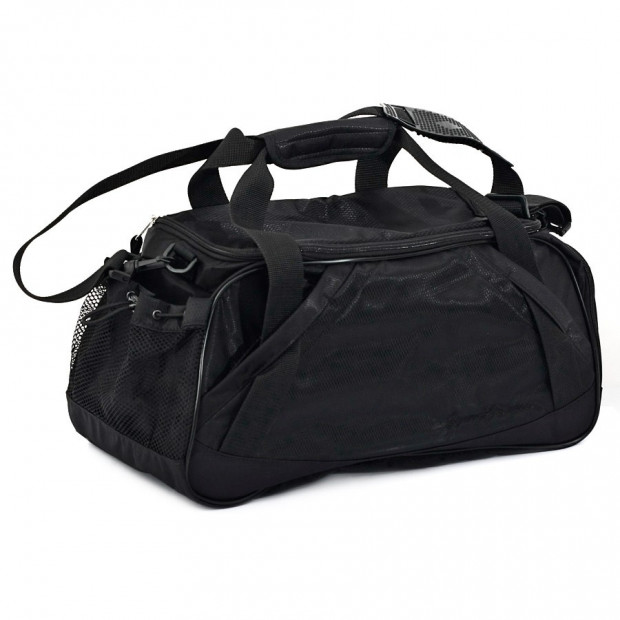 Typowo sportowe torby powinniśmy nosić tylko na siłownię.
