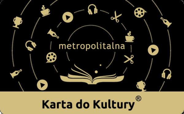 Z Metropolitalną Kartą do Kultury, która pełni również funkcję karty bibliotecznej, kupimy taniej bilety do wielu teatrów, klubów, na koncerty, a nawet otrzymamy rabat na czesne w różnorakich szkołach, w tym językowych.