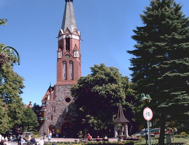 Za czasów Volkmara von Wurmba oddano do użytku m.in. kościół Zbawiciela (dziś to kościół pw. św. Jerzego).
