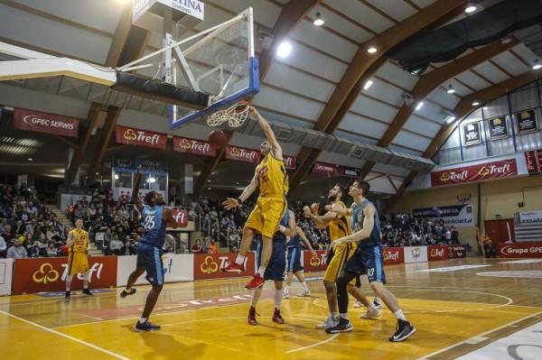 Po dwóch domowych meczach z rzędu w Ergo Arenie koszykarze Trefla wracają do Hali 100-lecia.