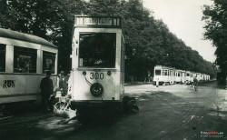 Gdańskie tramwaje w 1941 r.