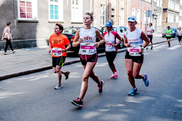 W Gdyni odbędzie się bieg kobiet.