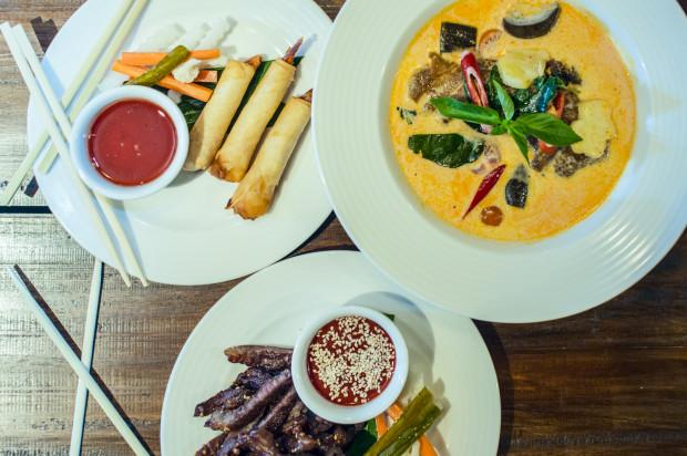 Otwarcie tajskiej restauracji Thai Thai w Gdańsku