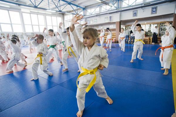 Karate to jedna z aktywnych form spędzenia weekendu w Trójmieście.