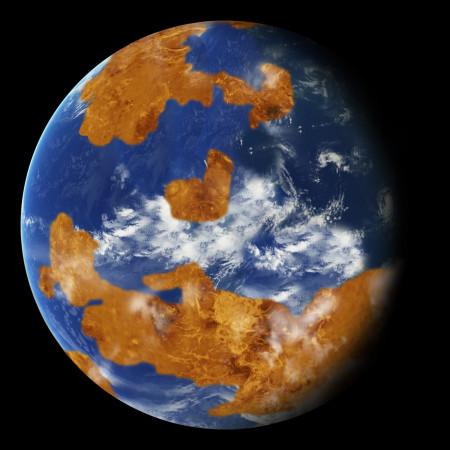 Paweł Pater badał i obserwował Wenus ale dość mocno mylił się zarówno co do oceny wielkości tej planety jak i okresu jej obiegu wokół słońca.