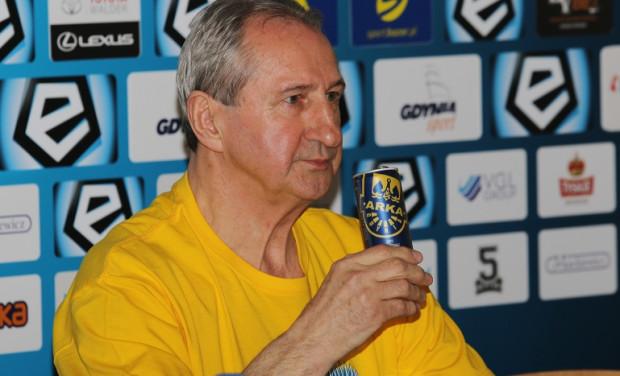 Czy Czesław Boguszewicz, trener Arki Gdynia sprzed 38 lat, będzie znów miał okazję wznieść toast po zdobyciu przez żółto-niebieskich Pucharu Polski?