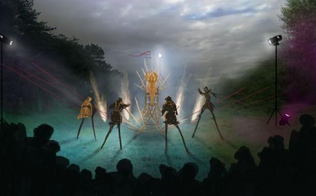 Jeśli plenerowy spektakl przygotowany przez Teatr Gdynia Główna zdobędzie odpowiednią liczbę głosów, to będzie prezentowany w gdyńskich parkach i na polanach. Na razie jest na czwartym miejscu.