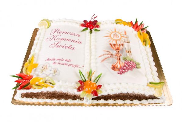Ceny tortów są urozmaicone tak, jak ich rodzaje. Za tort w kształcie książki, dla ok. 17 osób (3 kg), w jednej z gdańskich cukierni zapłacimy ok. 200 - 250 zł.