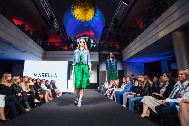 Sopot Wave to przede wszystkim pokazy mody i to one głównie wypełniły część oficjalną wydarzenia.