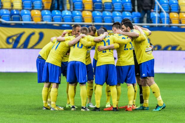 Arka zdobyła tylko 2 punkty w 15 meczach ligowych w tym sezonie, w których jako pierwsza straciła bramkę.
