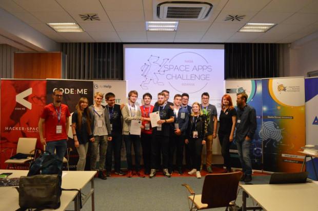 Uczestnicy konkursu mieli 48 godzin na realizacje swojego pomysłu.