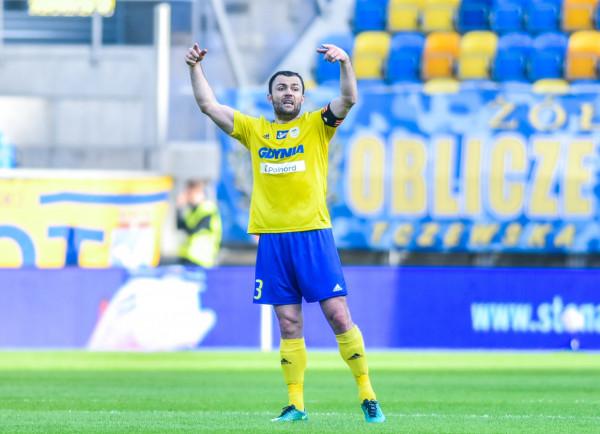 Krzysztof Sobieraj ocenia, że kluczowy dla utrzymania Arki w ekstraklasie będzie ostatni mecz w Gdyni i oczekuje, że żółto-niebiescy zagrają w nim przy pełnych trybunach.