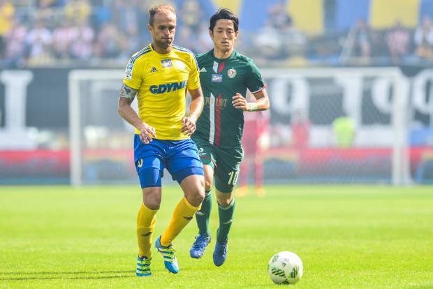 W Arce nie tylko Antoni Łukasiewicz nie potrafił powstrzymać Ryoki Moriki. Japończyk miał udział przy trzech golach dla Śląska.