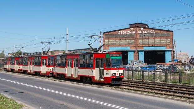 Tramwaj będzie skierowany do obsługi linii 8.