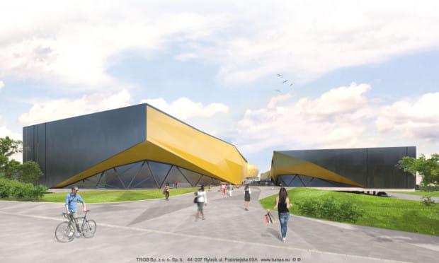 Koncepcja parku rozrywki zaproponowana przez warszawską spółkę ADV POR Property Investment.