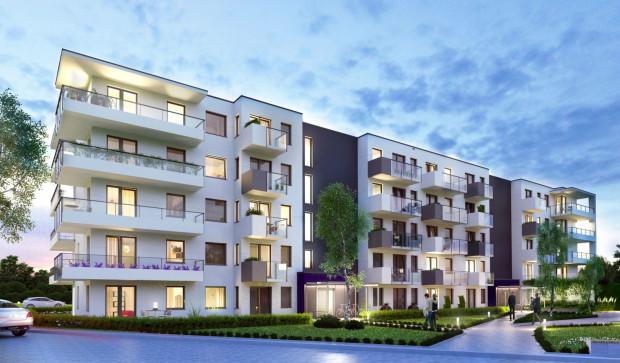 Lawendowe Wzgórza. Niecały tydzień temu do sprzedaży trafiło 130 nowych mieszkań.