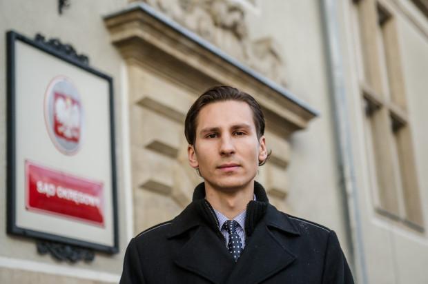 Kacper Płażyński 1 czerwca obejmie w Enerdze kierownicze stanowisko w pionie spraw korporacyjnych.