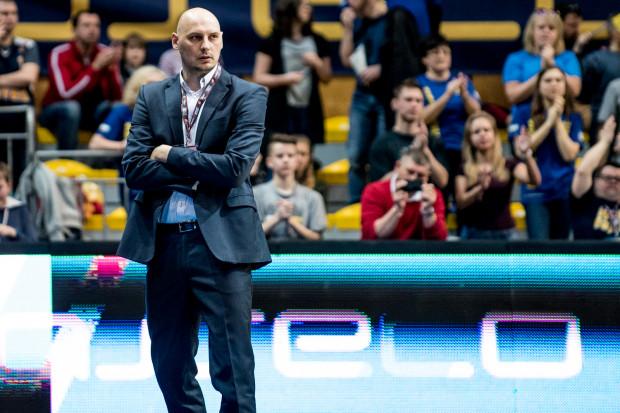 Przemysław Frasunkiewicz zrobi latem przegląd perspektywicznych, polskich koszykarzy podczas prowadzenia kadry B.